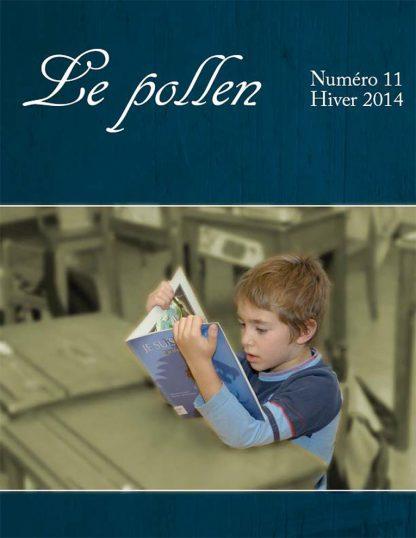 Le pollen no.11 - page couverture