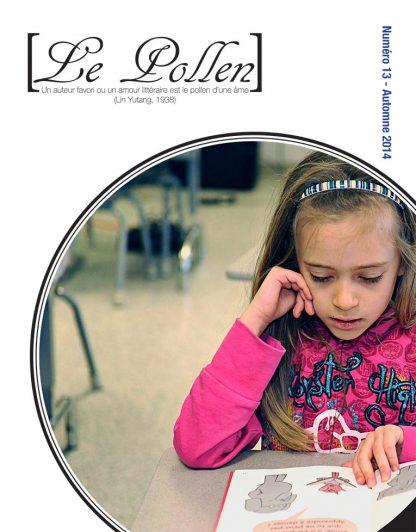 Le pollen no.13 - page couverture