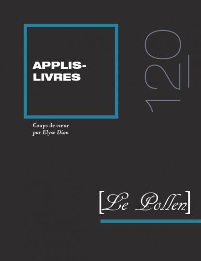 120 - Applis-livres - Coups de coeur