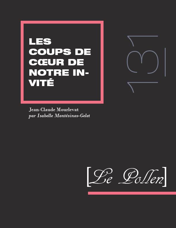 131 - Les coups de coeur de notre invité Jean-Claude Mourlevat