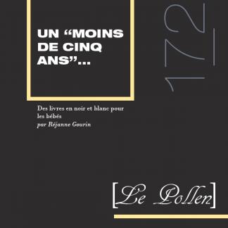 172 - Des livres en noir et blanc pour les bébés