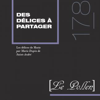 178 - Les délices de Marie