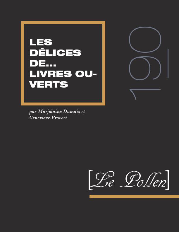 190 - Les délices de Livres ouverts