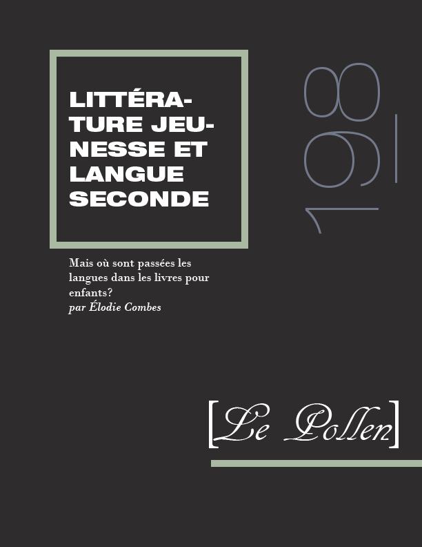 198 - Mais où sont passées les langues dans les livres pour enfants?