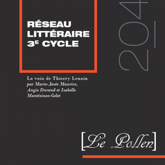 204 - La voix de Thierry Lenain