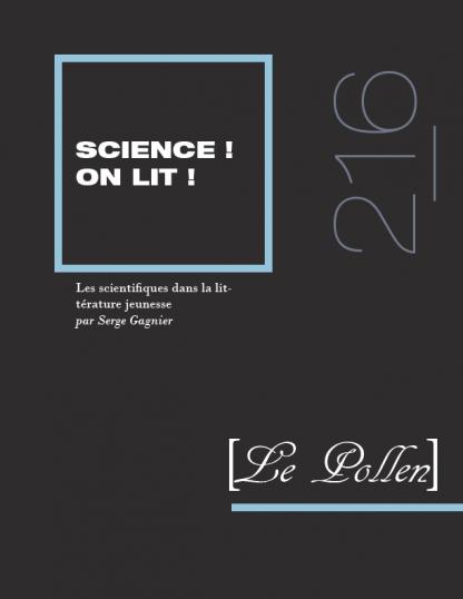 216 - Les scientifiques dans la littérature jeunesse