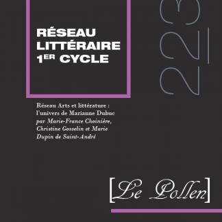 223 - Réseau Arts et littérature : l'univers de Marianne Dubuc
