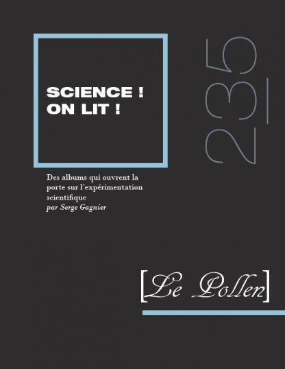 235 - Des albums qui ouvrent la porte sur l'expérimentation scientifique