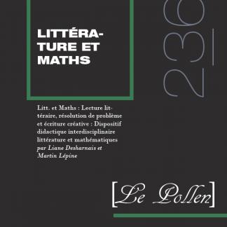 236 - Lecture littéraire, résolution de problème et écriture créative